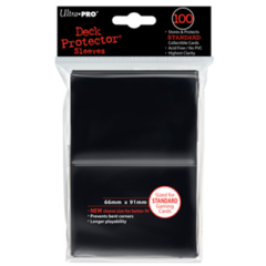 Ultra Pro Deck Protector Black (100 ct)